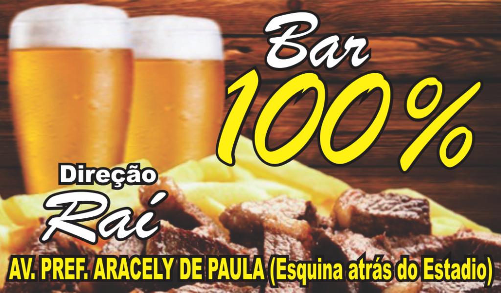 Bar 100%