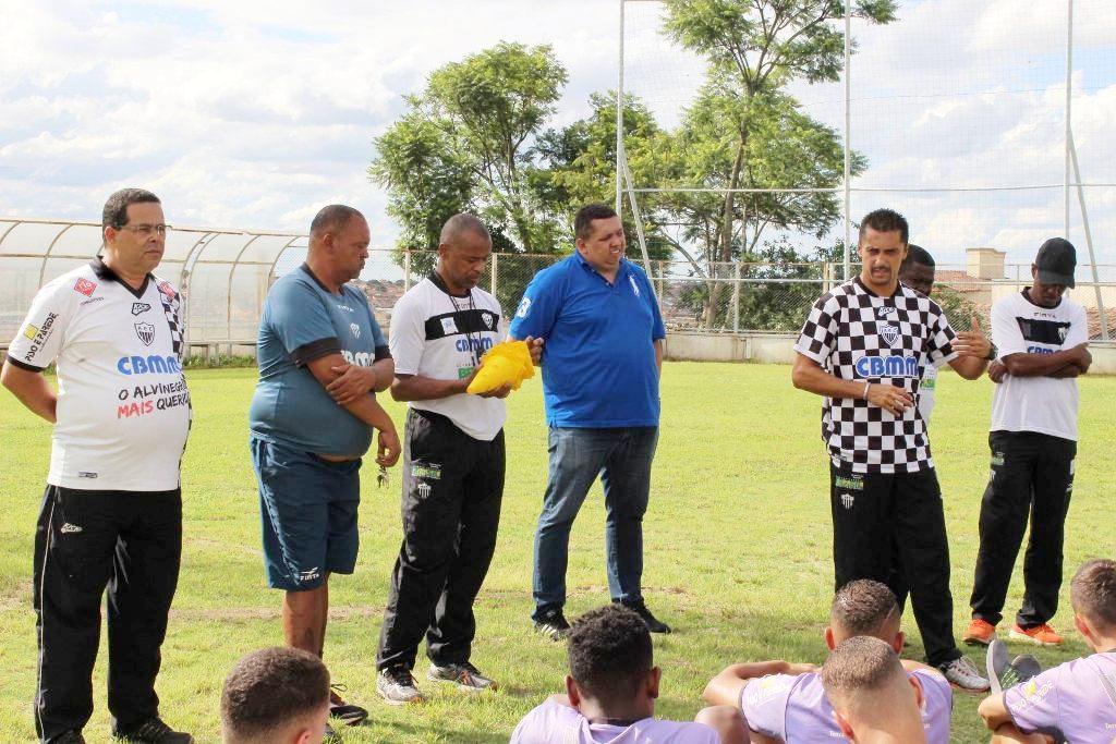 f874039e4d Araxá estreia na Copa São Paulo de Futebol Jr 2018 no dia 3 de janeiro