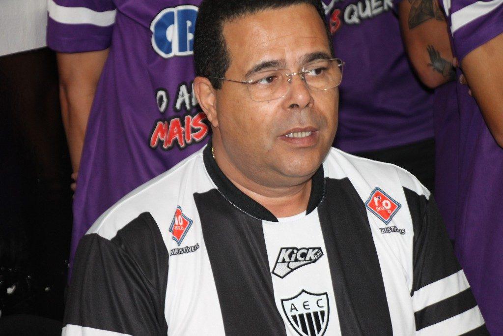 Presidente Jeferson Leite afirma que o Araxá Esporte já encaminhou planilha de gastos à Multimarcas