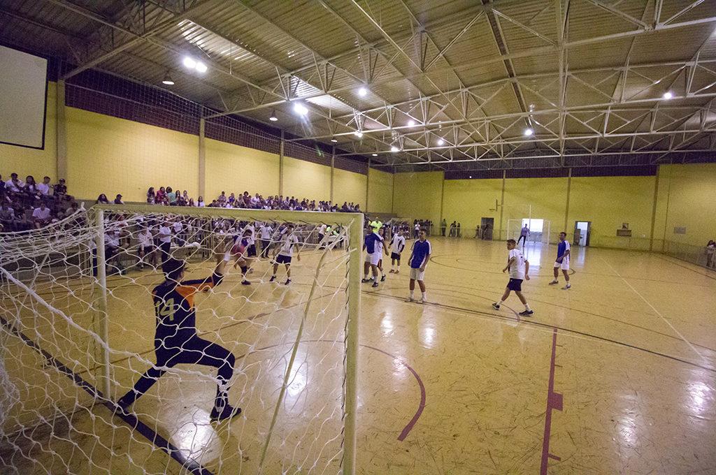 'Temos muita vontade de realizar novamente os Jogos Estudantis', afirma Danilo, assessor de Esportes Especializados