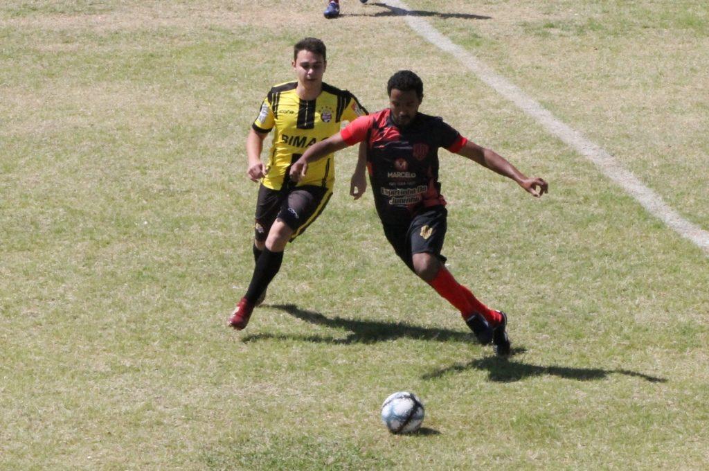 Empate no primeiro jogo da final do Campeonato Ruralão