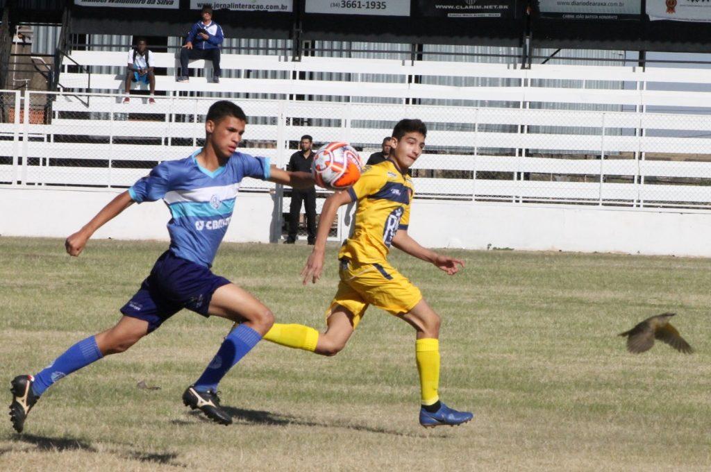 Dínamo empata novamente em casa no Campeonato Mineiro Sub-15