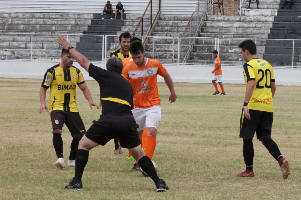 Liga Araxaense de Desportos define arbitragem para os jogos da segunda rodada do Amadorão
