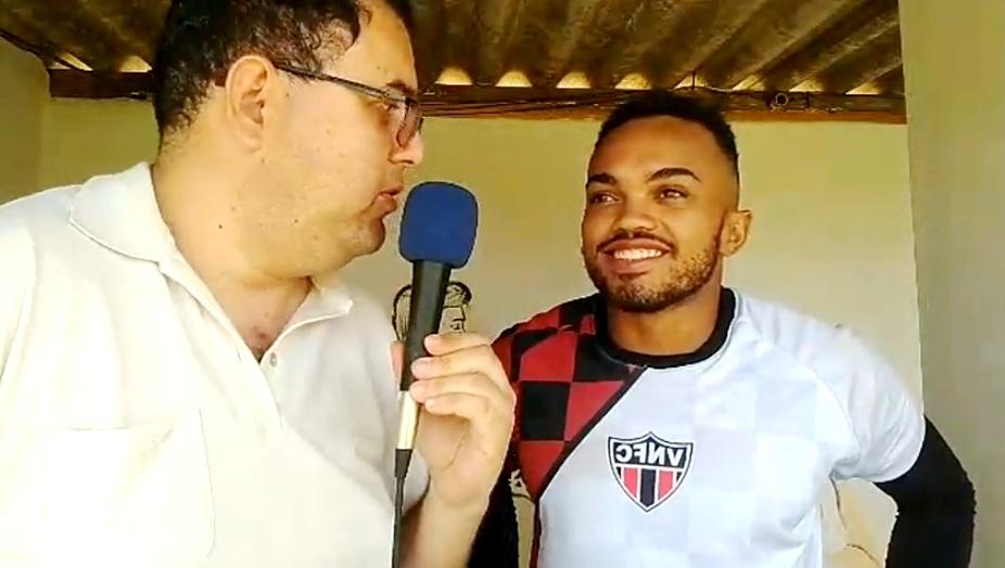 Veja: 'Depois de dois anos, estou retornando ao futebol de Araxá. Para mim é gratificante', diz Marcos Willian, do Vila Nova