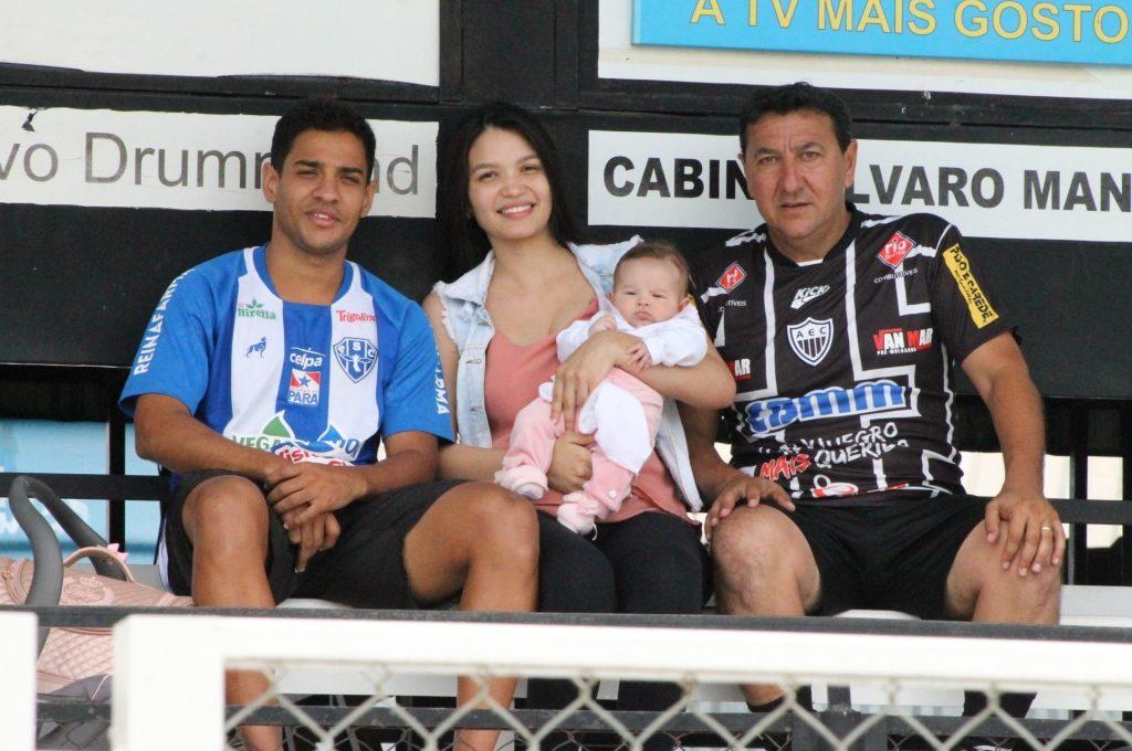 Ouça: Marcelinho é o novo reforço do CAP no retorno do Campeonato Mineiro