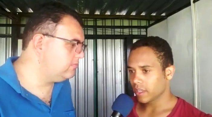 Veja: 'Se quiser ser campeão, tem que jogar bola', destaca Dodô, atacante do Vila Nova