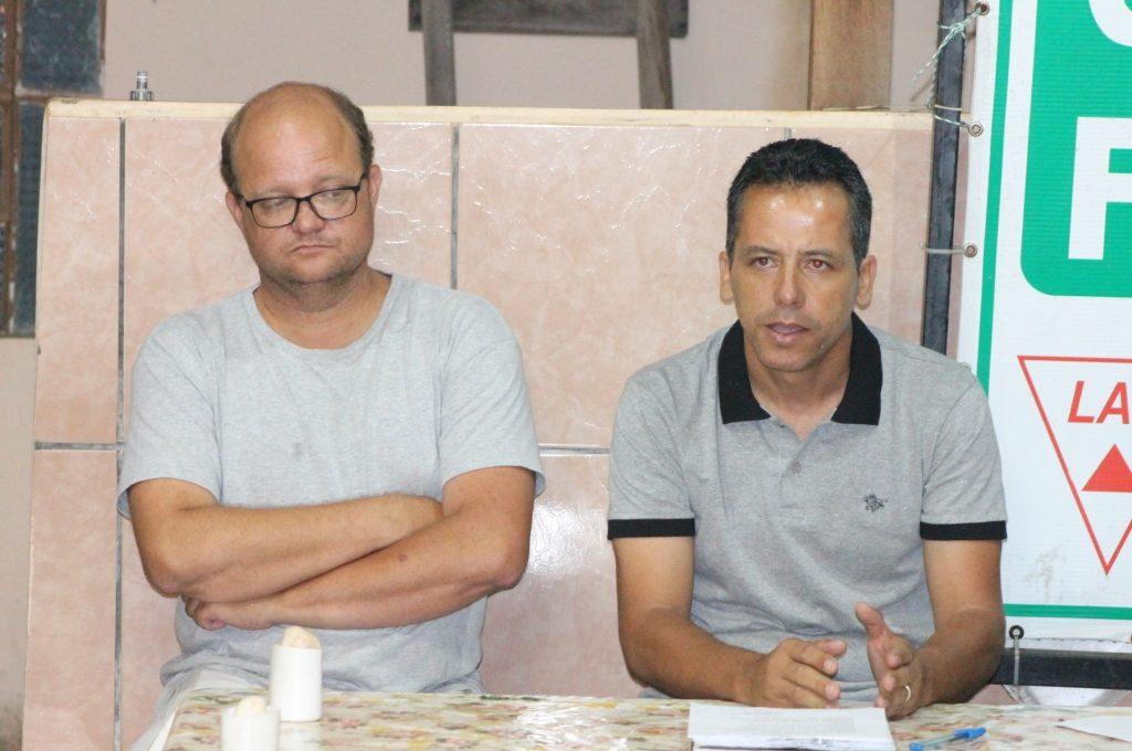Novo Tempo: Por aclamação, Edvaldo e Melete são eleitos presidente e vice-presidente da LAD