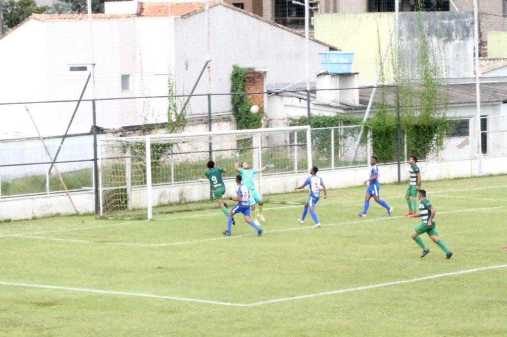 No segundo jogo em casa, Malvinas vence Cruzeiro da Fortaleza pela Copa Amapar
