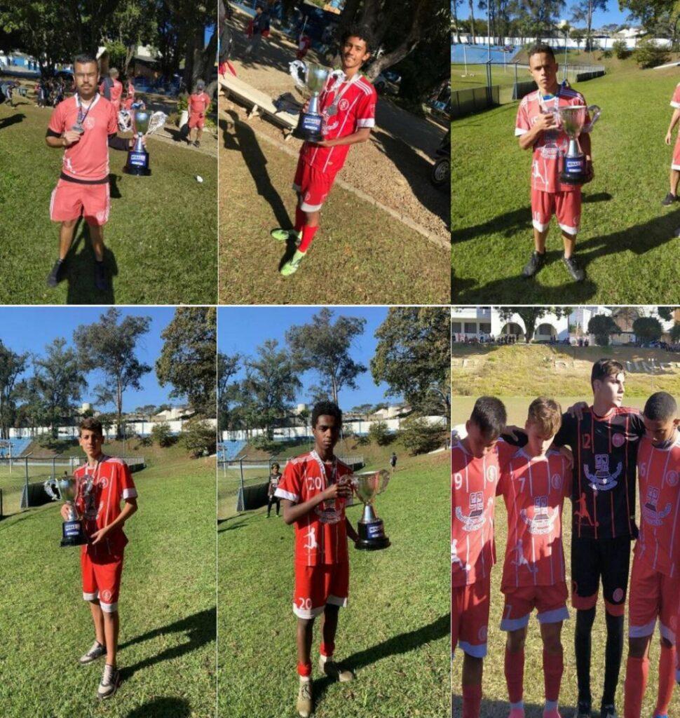 Jogadores e técnico de Araxá são finalistas pela Adesm do Minas 10 Cup Sub-16